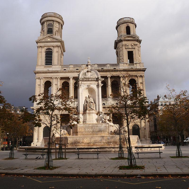 place saint-sulpice